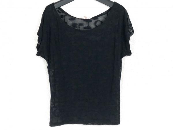 repetto(レペット) 半袖Tシャツ サイズM レディース 黒