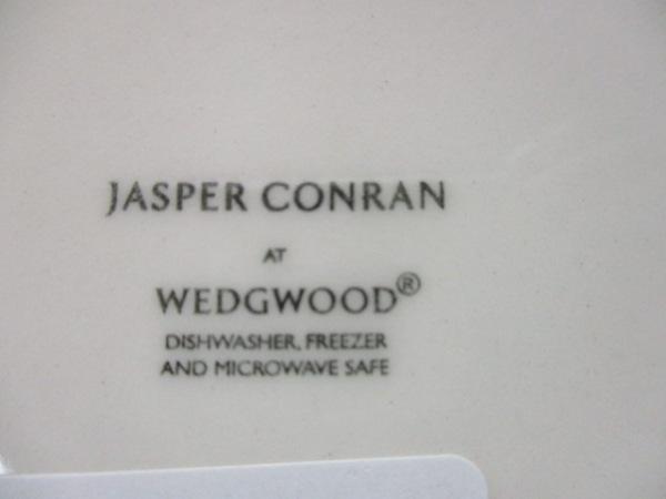 ウェッジウッド 食器新品同様  JASPER CONRAN ライトブルー×アイボリー ボウル×2