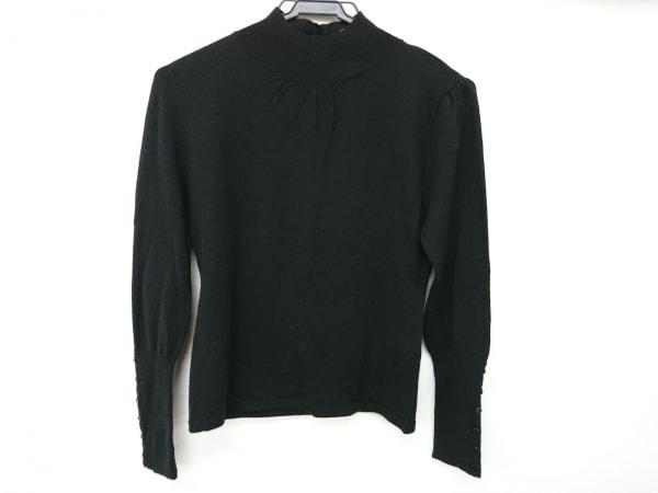 M'S GRACY(エムズグレイシー) 長袖セーター サイズ38 M レディース美品  黒