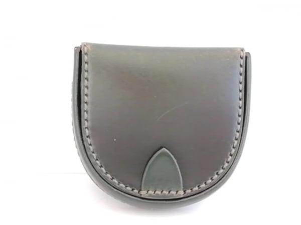 土屋鞄製造所(ツチヤカバンセイゾウショ) コインケース ダークグリーン レザー