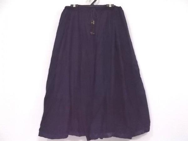 Ron Herman(ロンハーマン) ロングスカート サイズXS レディース美品  ネイビー