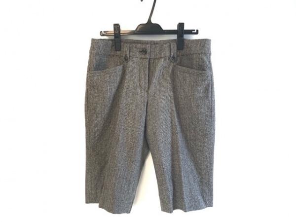 自由区/jiyuku(ジユウク) パンツ サイズ46 XL レディース ブラウン