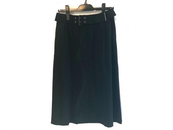 Leilian(レリアン) スカート サイズ11 M レディース 黒