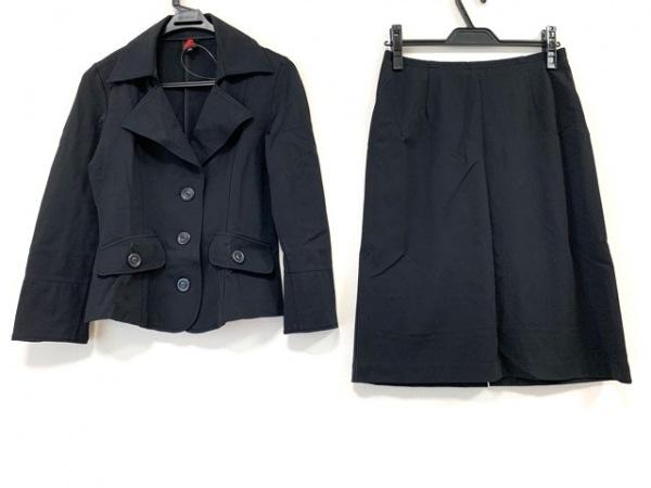 Regina Romantico(レジィーナロマンティコ) スカートスーツ サイズ40 M レディース 黒