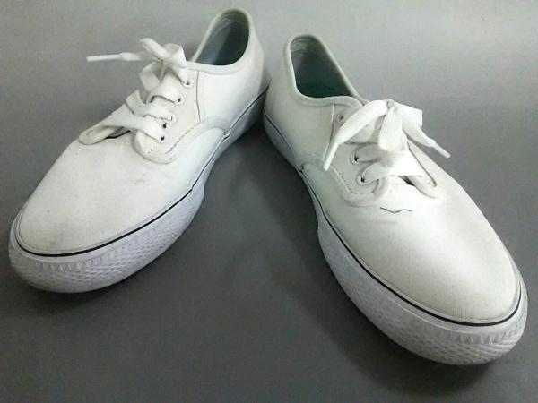 gravis(グラヴィス) スニーカー メンズ 白 キャンバス