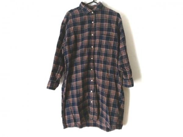 Individualized Shirts(インディビジュアライズドシャツ) ワンピース レディース美品