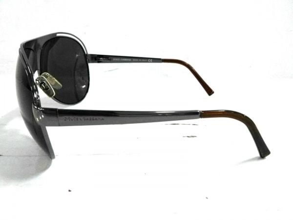 ドルチェアンドガッバーナ サングラス DG2028-Q ダークブラウン×シルバー