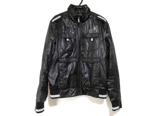 ENERGIE(エナジー) ダウンジャケット サイズXL メンズ美品  黒 冬物