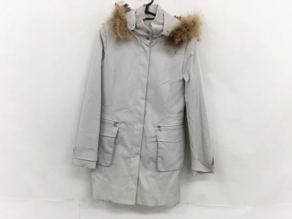 LAUTREAMONT(ロートレアモン) コート サイズ2 M レディース ライトベージュ 冬物