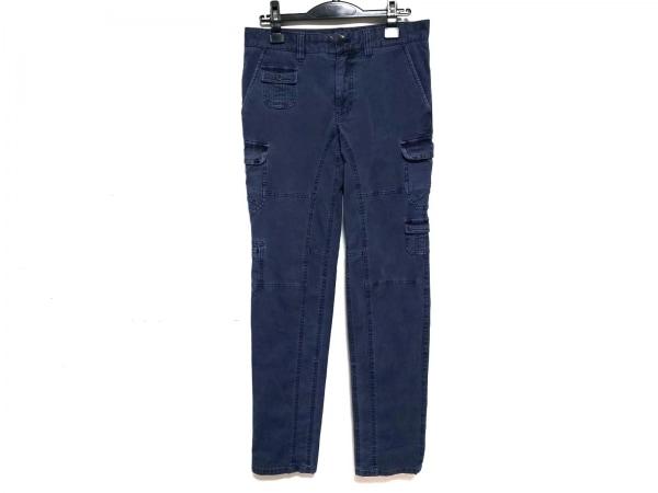 JOSEPH HOMME(ジョセフオム) パンツ サイズ44 L メンズ美品  ネイビー