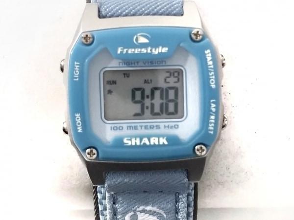 Freestyle(フリースタイル) 腕時計 SHARK CLASSIC MID FS80975 レディース グレー