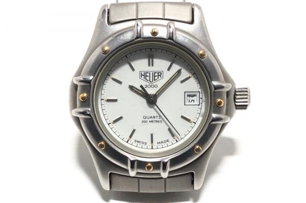 HEUER(ホイヤー) 腕時計 954.008 レディース 白