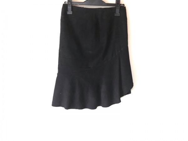 Pinky&Dianne(ピンキー&ダイアン) スカート サイズ36 S レディース 黒 リボン