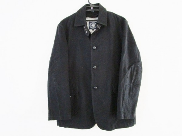 J.PRESS(ジェイプレス) ジャケット サイズL メンズ 黒