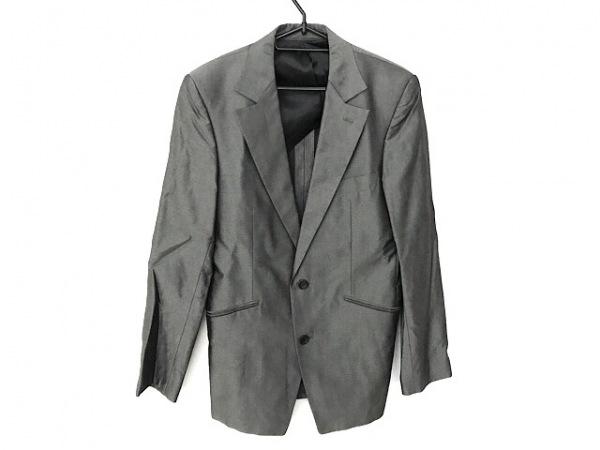 5351 PourLesHomme(5351プールオム) シングルスーツ サイズ3 L メンズ グレー