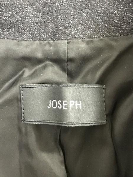 JOSEPH(ジョセフ) ジャケット サイズ38 L レディース美品  黒