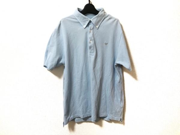 Lacoste(ラコステ) 半袖ポロシャツ サイズ6 メンズ ライトブルー
