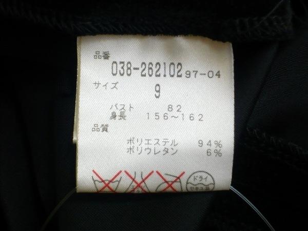 ボディドレッシング ワンピース サイズ40 M レディース美品  黒 ベロア/スパンコール