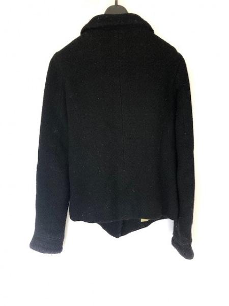 BAPY(ベイピー) コート サイズTall レディース 黒 冬物/ショート丈