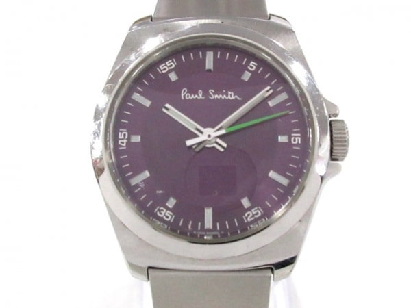 PaulSmith(ポールスミス) 腕時計 1032-T001599 レディース パープル