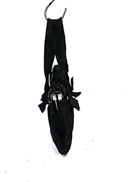 42c635cf25a2 ... PRADA(プラダ) ハンドバッグ - BN1146 黒 グログランリボン/ビーズ ...