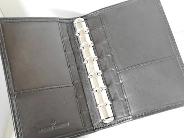 VACHERON CONSTANTIN(ヴァシュロンコンスタンタン) 手帳 黒 レザー