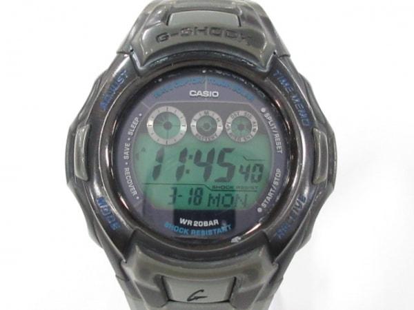 CASIO(カシオ) 腕時計 G-SHOCK GW-510J メンズ 黒