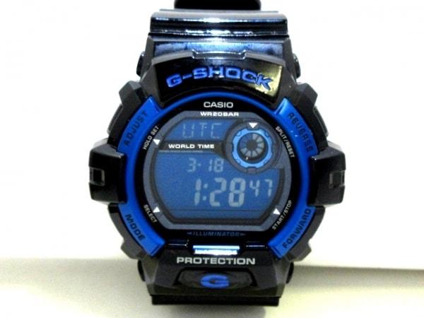 CASIO(カシオ) 腕時計 G-SHOCK G-8900A メンズ 黒