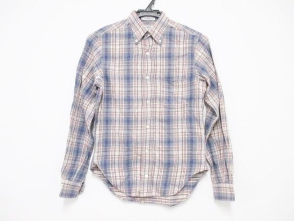 インディビジュアライズドシャツ 長袖シャツブラウス サイズ13 1/2 レディース美品