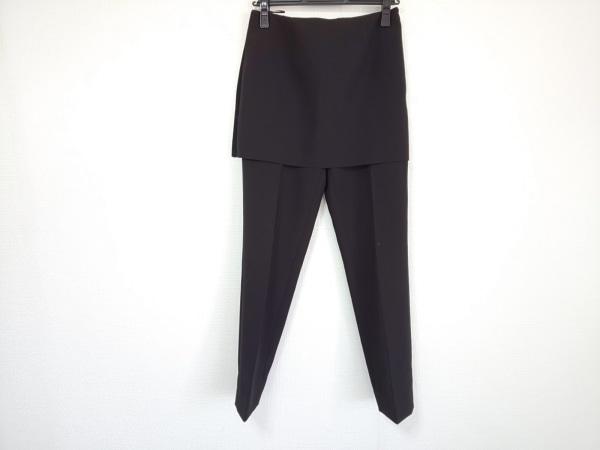 CEDRIC CHARLIER(セドリック シャルリエ) パンツ サイズ38 M レディース 黒
