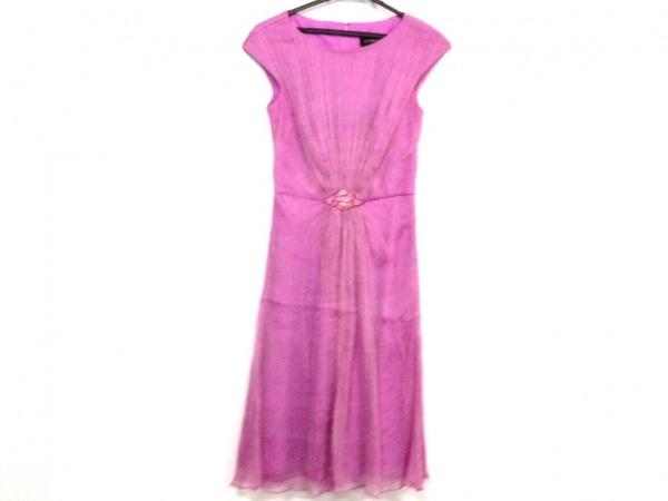 TADASHISHOJI(タダシショージ) ドレス サイズ0 XS レディース ピンク
