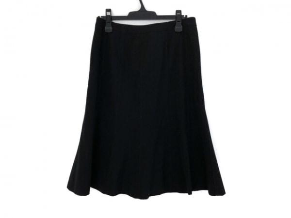 Burberry LONDON(バーバリーロンドン) スカート サイズ13 L レディース 黒