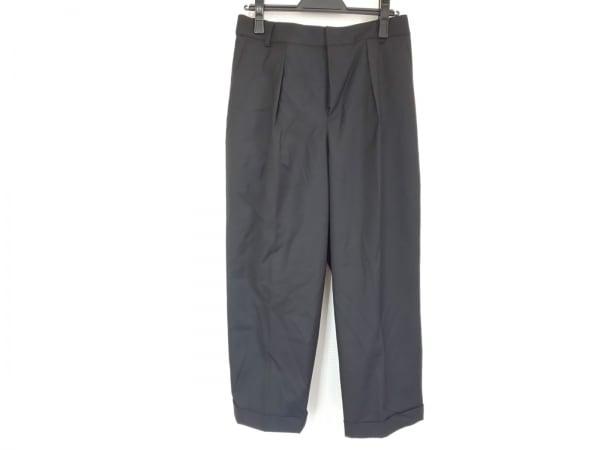 23区(ニジュウサンク) パンツ サイズ40 M レディース 黒