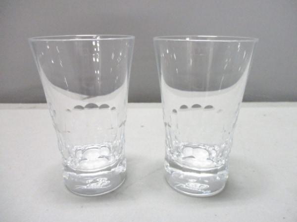 Baccarat(バカラ) ペアグラス新品同様  ビバ クリア クリスタルガラス