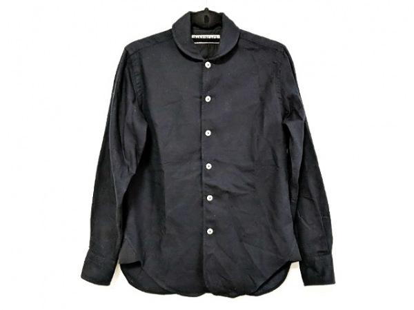 マックキュー(アレキサンダーマックイーン) 長袖カットソー サイズ48 XL メンズ 黒