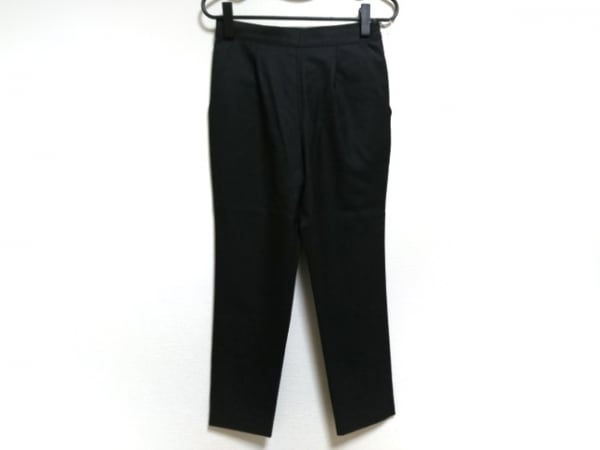 FOXEY(フォクシー) パンツ サイズ38 M レディース ダークグレー