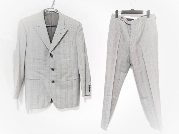 LOUIS VUITTON(ルイヴィトン) シングルスーツ サイズ50 XL メンズ グレー