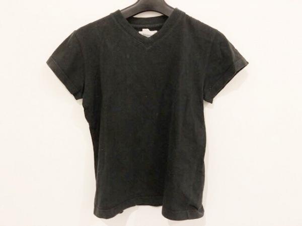 agnes b(アニエスベー) 半袖Tシャツ サイズ2 M レディース 黒