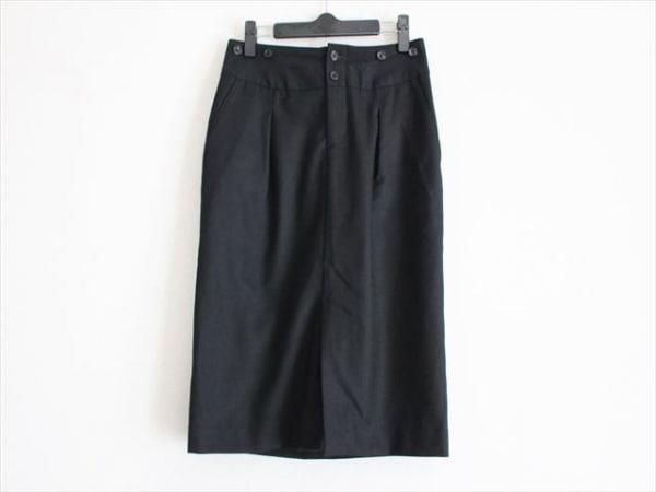 MargaretHowell(マーガレットハウエル) スカート サイズ2 M レディース美品  黒