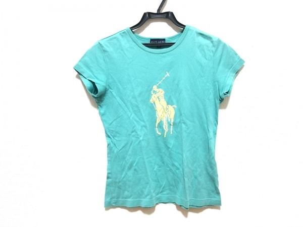 RalphLauren(ラルフローレン) 半袖Tシャツ サイズ160 メンズ美品  ビッグポニー