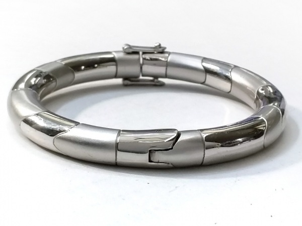 EDDIE BORGO(エディボルゴ) ブレスレット 金属素材 シルバー