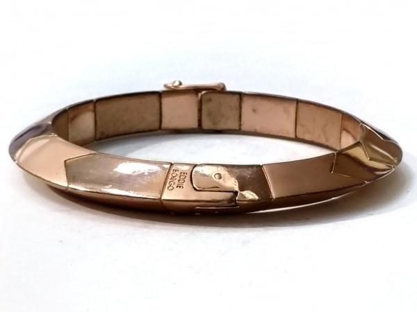 EDDIE BORGO(エディボルゴ) ブレスレット 金属素材 ゴールド
