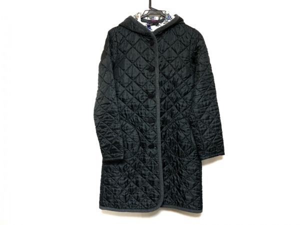 LAVENHAM(ラベンハム) コート サイズ36 S レディース美品  チャコールグレー