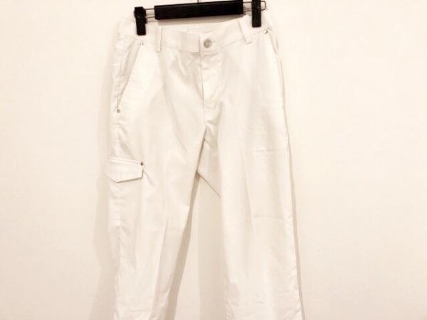 CalvinKlein(カルバンクライン) パンツ サイズ79 レディース アイボリー