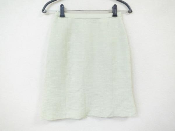 BALENCIAGA(バレンシアガ) スカート サイズ38 M レディース美品  ライトグリーン
