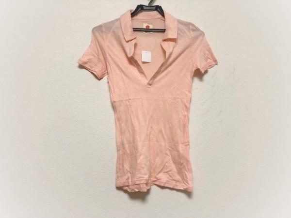 SOMET(ソメ) 半袖カットソー サイズ38 M レディース美品  ピンク