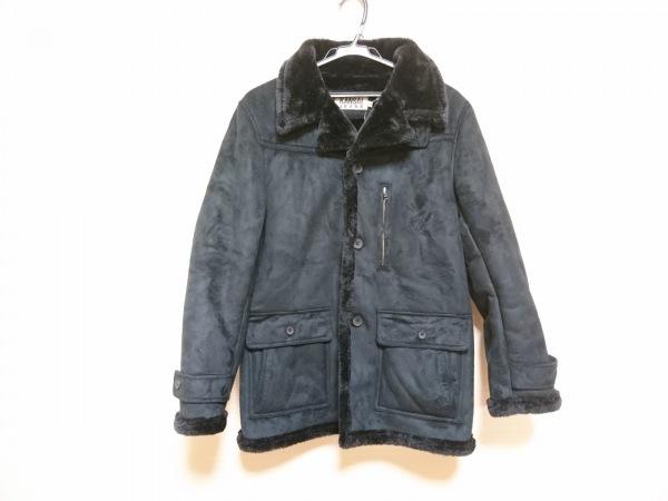 kansai(カンサイ) コート サイズM レディース美品  黒 冬物/JEANS