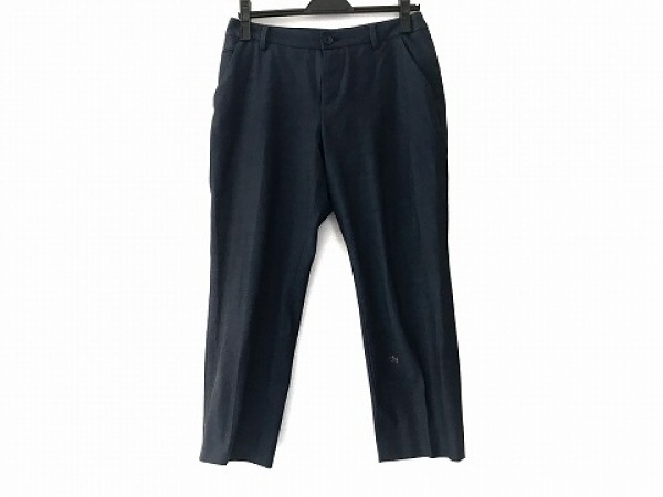 B3 B-THREE(ビースリー) パンツ サイズ32 XS レディース ネイビー
