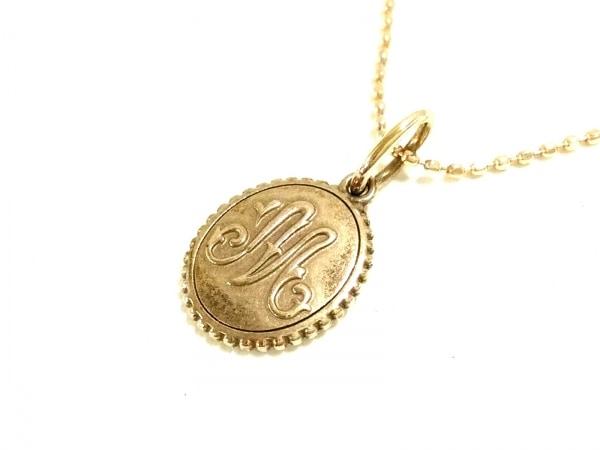 NOJESS(ノジェス) ネックレス美品  シルバー ゴールド
