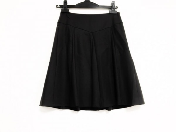 theory(セオリー) スカート サイズX0 XL レディース美品  ダークブラウン